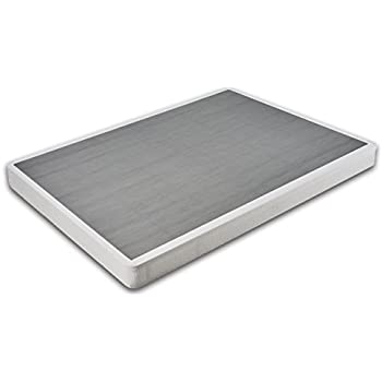 Amazon Com Zinus 7 Inch Smart Box Spring Mattress