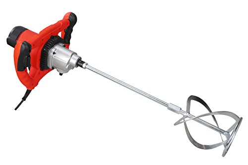 Z Counterform 1800W Paddle Mixer - For Concrete, Mortar, Grout, Plaster