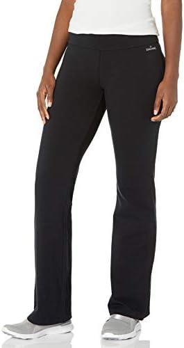 Spalding Bootleg - Pantalón de Yoga para Mujer 3