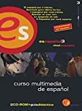 img - for Es Espa ol3. Curso Multimedia De Espa ol (Nivel Avanzado) (2 Cd-r Om Y Guia Didactica) . El Precio Es En Dolares. book / textbook / text book