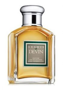 Aramis Devin Country FOR MEN by Aramis - 100 ml Eau de Cologne Spray (New Packaging)