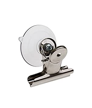 Source One Premium Large Suction Cup With Heavy Duty Clamp Perfect for Holding Signs onto Windows (6 Pack)