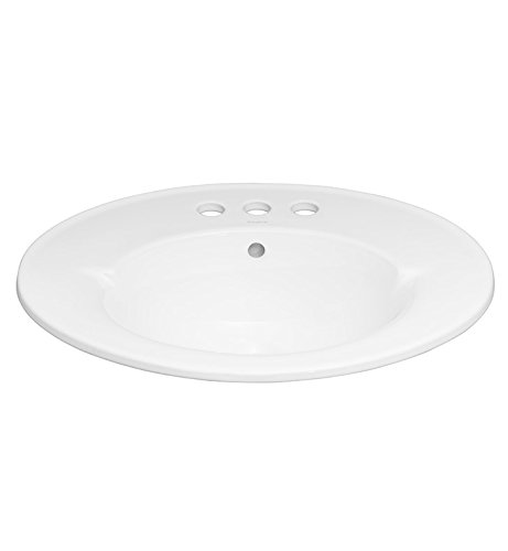 Ronbow 218023-8-WH Leonie Oval 24