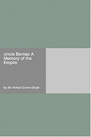 book cover of Uncle Bernac