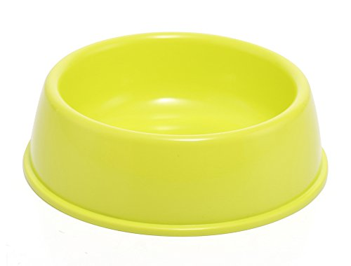Uniquorn Durable Safety Pet Plastic Dog Bowl Non-Slip Anti-Bite Pet Bowl (Baby Little Bite Vampire Costumes)