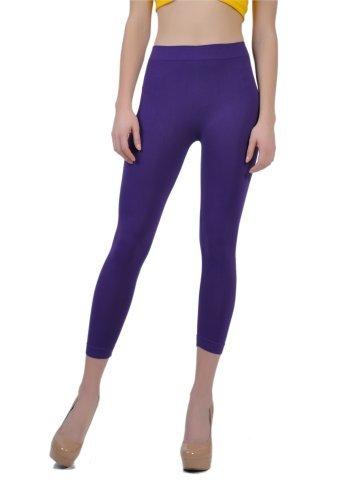 7b5e20524ed Image Unavailable. Image not available for. Color  Soho Girls Junior s  Capri Length Leggings ...