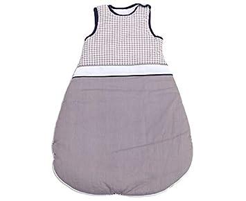 betzold Niños de saco de dormir 90 cm, con cremallera y 2 botones, funda de 100% algodón para niños de 6 - 24 Meses: Betzold: Amazon.es: Hogar
