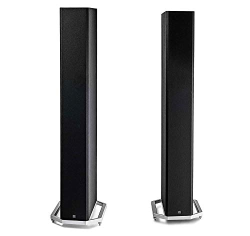 Definitive Technology BP9060 High Power Bipolar Tower Speaker with Integrated 10