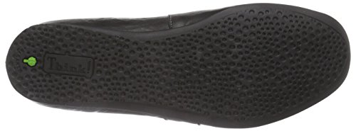 Black Leather Think Shoes Womens Chilli 89108 qqzYX
