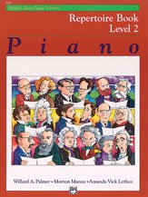 Alfred's Basic Piano Course: Repertoire Book 2 (Alfred's Basic Piano Library)