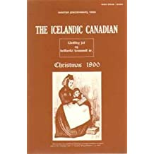 The Icelandic Canadian Magazine, Winter (December), 1985