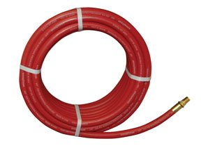 "ATD Tools 8150 3/8"" x 25' Goodyear Rubber Air Hose"
