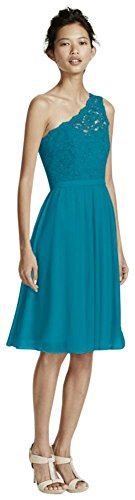 oasis color bridesmaid dresses - 7