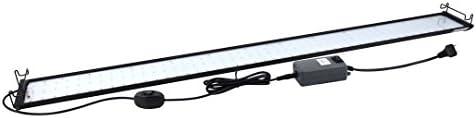Felji 37-45インチ30W水槽魚タンクLEDライト(延長ブラケット付)