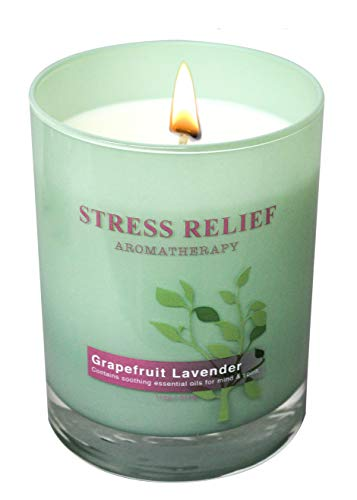 Scentsational Aromatherapy Essential Grapefruit Lavender
