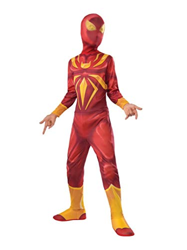 Cool Homemade Halloween Costumes For Kids (Rubie's Costume Spider-Man Ultimate Child Iron Spider Costume,)
