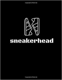 Booklog Notebookplannerrecord Sneakerhead Sneakerhead Book Collection Collection tqI5nxnzTw