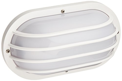 Interglobal Products FE102-E13-WFL PL-9 Ceiling/Wall (Polycarbonate Wall Fixture)