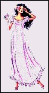 Hawaiian Semi-fitted Muumuu Dress Sewing Pattern #101