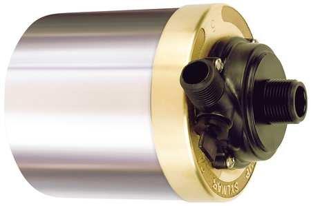 Little Giant Pump, 6-1/4 In. L, 4-1/2 In. W, 4-1/2 In. H