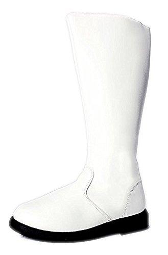 alloween Star Wars Stormtrooper Power Ranger Superhero Western Men's Boots M ()
