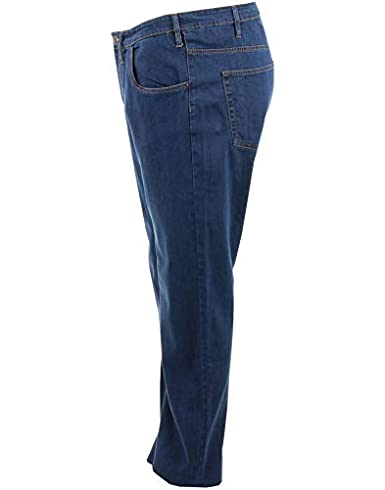 Maxfort Jeans Taglie Forti Uomo Oversize Big Size Plus Size