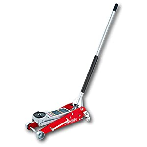 Craftsman 2 Ton Aluminum Jack Compact Design Firmly Contacts Vehicle Lifting Points And, It Also Features a Valve Bypass System. Overload System Goes Into Effect If the Jack Is Overloaded