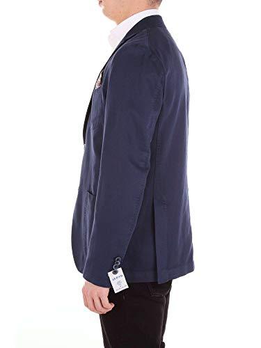 A162gege78a0580780 Cotone Uomo co Blu At Blazer p wIqHgxXTf