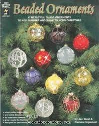 Beaded ornaments: 17 beautiful glass ornaments to add shimmer and shine to your -
