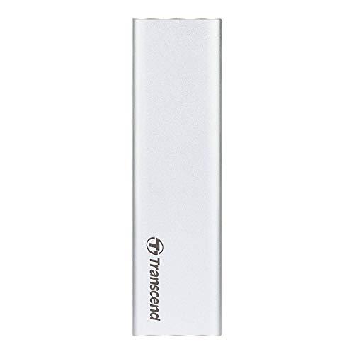 Transcend TS-CM80S M.2 2280/2260 to USB3.1 Upgrade Kit, Silver by Transcend (Image #1)