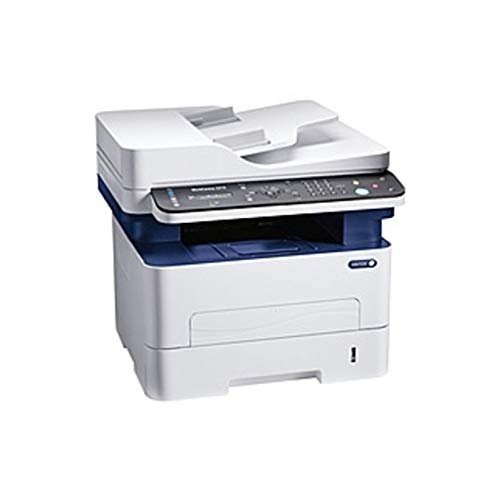 Xerox WorkCentre 3215/NI Laser Multifunction Printer - Monochrome - Plain Paper Print - Desktop - Copier/Fax/Printer/Scanner - 27 ppm Mono Print - 4800 x 600 dpi Print - (Certified Refurbished) ()