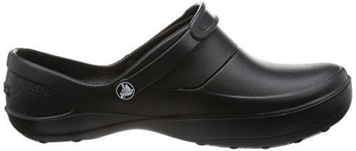 Femme Work Noir black Women Mercy Crocs black Sabots w7TqPwZ