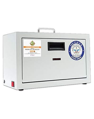 Best UV Light Sanitizer Box India Certified By DRDO