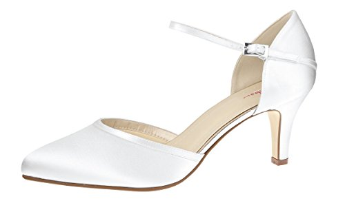 Rainbow Club Women's Court Shoes White White/White White / White