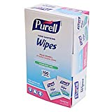 Beauty : Purell 9022-10 Sanitizing Hand Wipes, Individually Wrapped (Pack of 100)