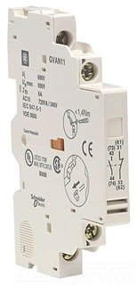 GVAN11 - Schenider Electric Auxiliary Contact Block