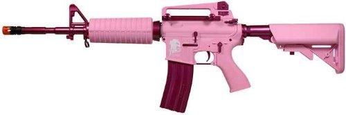 g&g femme fatale ff16 m4 airsoft aeg gun(Airsoft Gun) by G&G