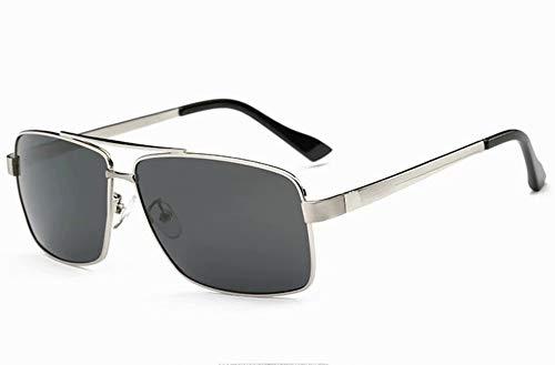 Gafas De Hombres De Los Polarizadas 2 Sol Gafas De Sol ConduccióN De TamañO Gran E De Sol Gafas Retro De wqvFZRO