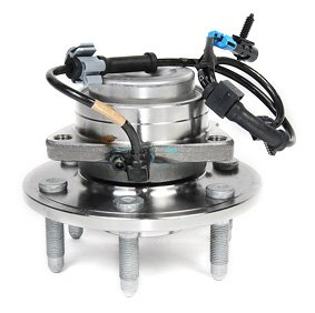 ACDelco FW324 GM Original Equipment Front Wheel Hub and Bearing Assembly with Wheel Speed Sensor and Wheel Studs