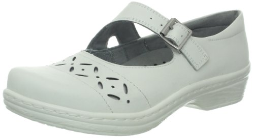 Women's USA Madrid Klogs White Clog qZHgT5