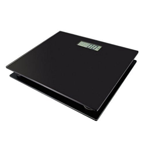 Saga New 330lb x 0.1lb Digital Glass Fitness Weight Bathroom Body Scale with LCD by SAGA