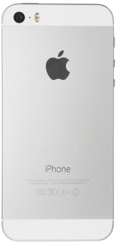 Apple iPhone 5s GSM Unlocked Cellphone, 32 GB, Silver