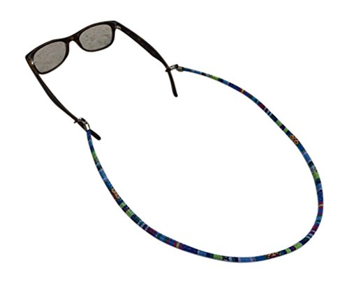 Peaks Cords Eyewear Holder Lanyard Strap - Adjustable Fit All Eyeglasses Sunglasses Frames (Green)