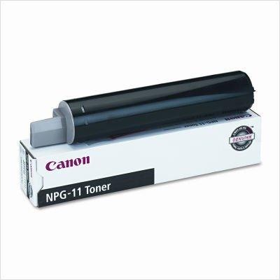 Canon NPG11 Copier Toner for canon Models np-6012, 6012f, 6412, 6412f, 7130, 7130f, Black ()