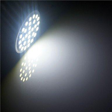3W LED Spotlight 29 SMD 5050 300 lm Warm White Cool White Decorative AC220 V 1 pc GU10 , 220v