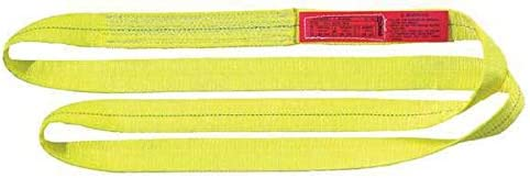 Type 5 Polyester Web Sling 1inW 3 ft.L