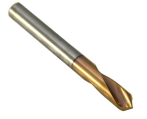 """Dia High Speed Steel 135° Split Point Bright Stub Drill YG-1 10pcs /'N/' .3020/"""""""