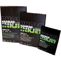 - Harman Hi-Matte Fiber Base MP Professional Fine Art Inkjet Paper, 310gsm, 12 mil, 8.5x11