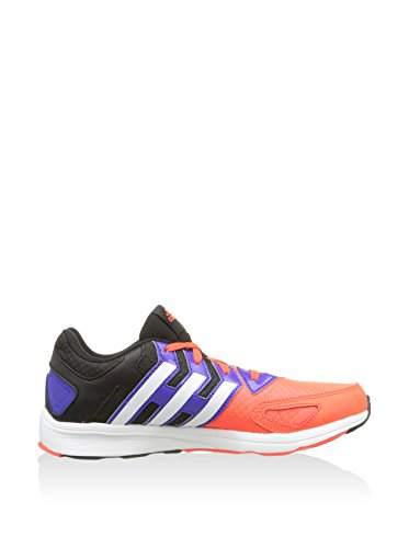 Adidas AZ-FAITO K Laufschuh - Kinder - night flash/ white/solar red, Schuhgröße (UK):5.0
