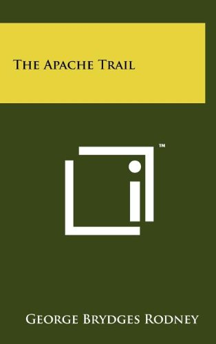 Read Online The Apache Trail PDF